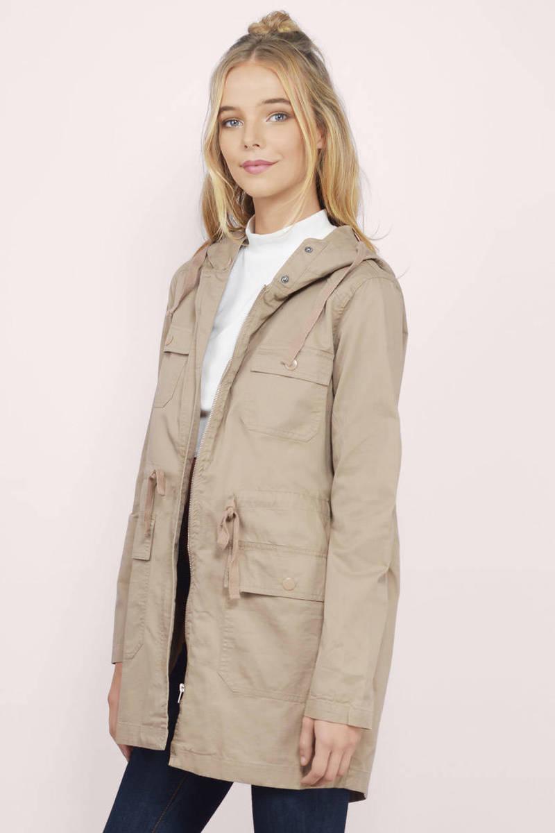 Lisa Lightweight Anorak Jacket - $29 | Tobi US