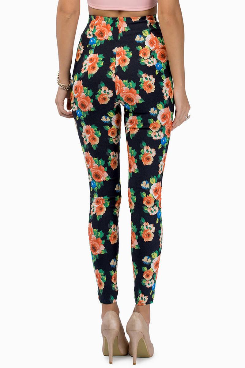 Flower Power Pants