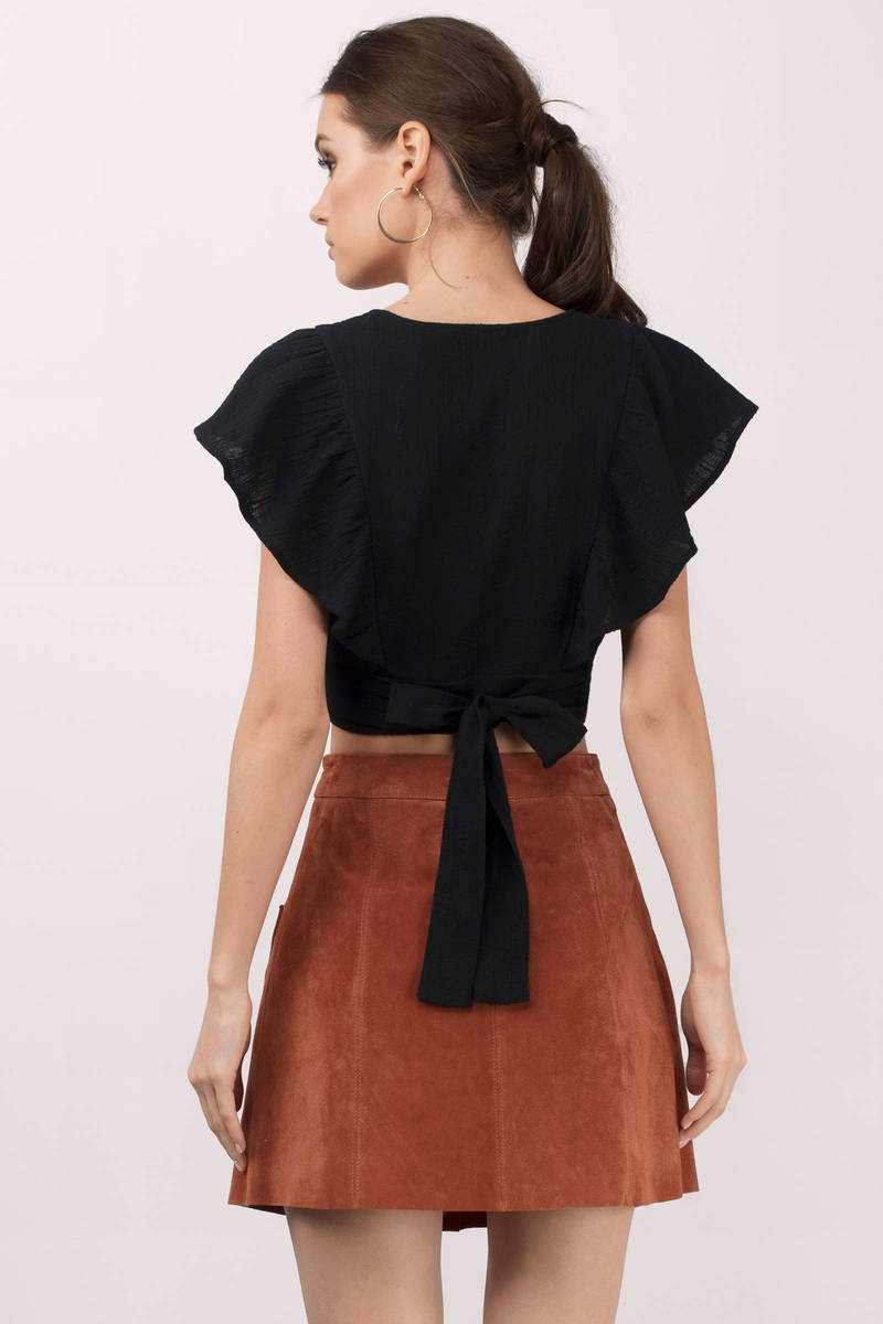 SHOPBOP - ruffle top FASTEST FREE SHIPPING WORLDWIDE on ruffle top & FREE EASY RETURNS.
