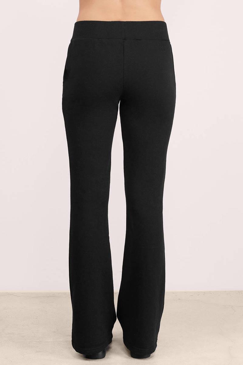 Black Pants Ass 48