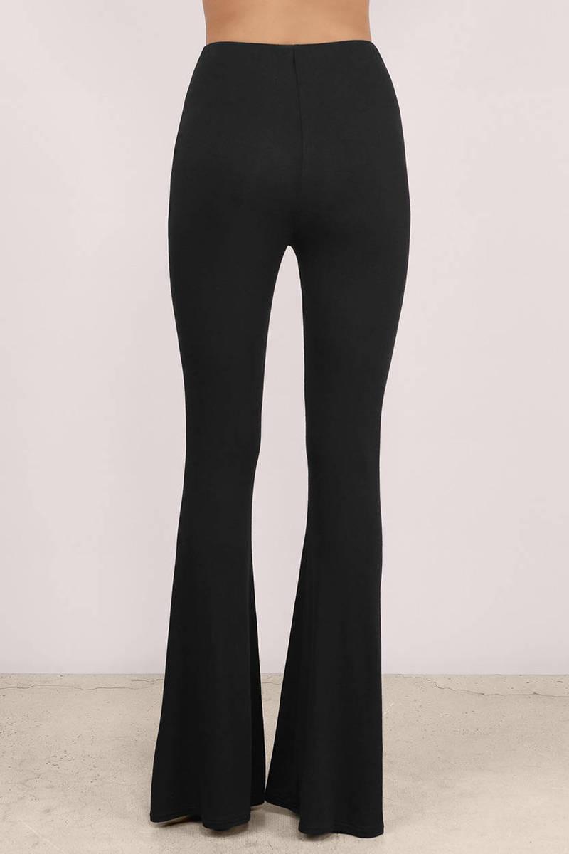 Red Dress Sho Black Pants