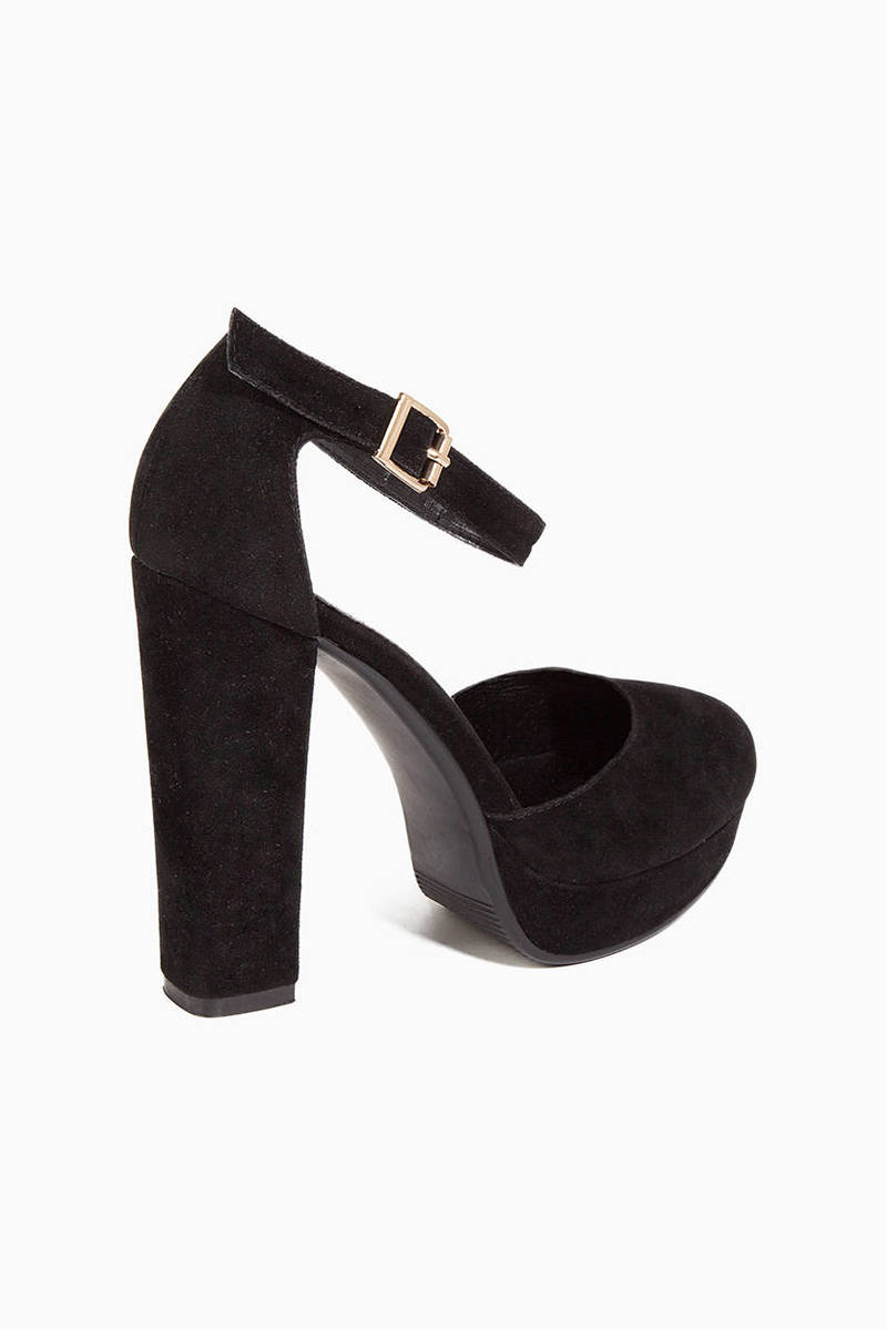 Pretty Platform Heels