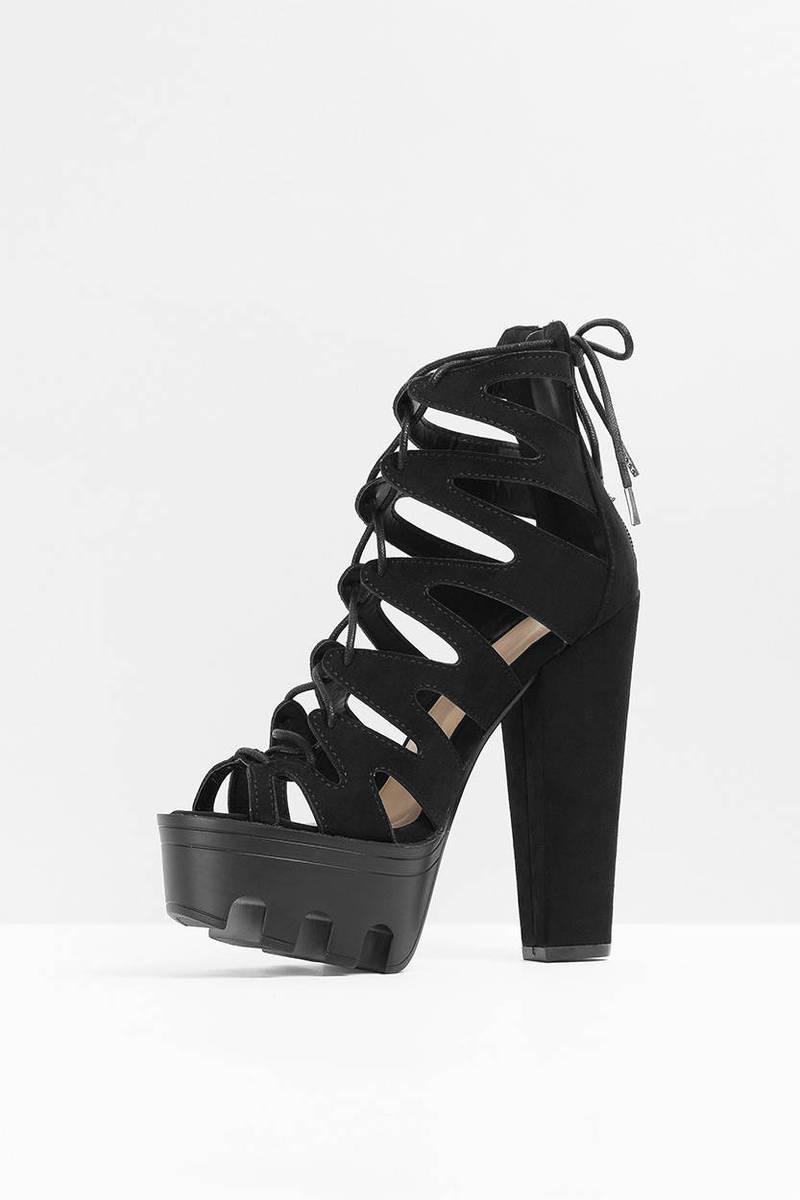 Platform Heels For Sale