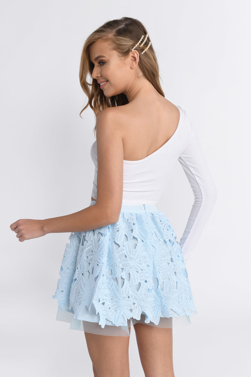 You searched for: blue lace skirt! Etsy is the home to thousands of handmade, vintage, and one-of-a-kind products and gifts related to your search. No matter what you're looking for or where you are in the world, our global marketplace of sellers can help you find unique and affordable options. Let's get started!