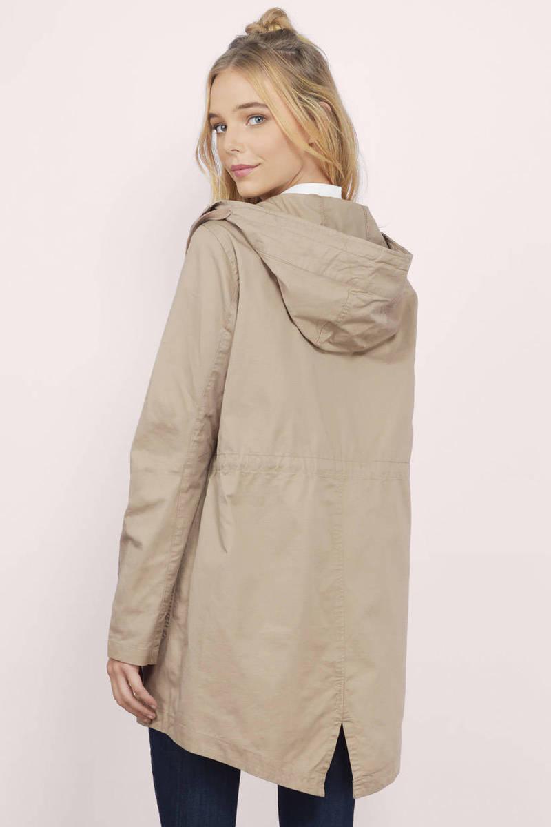 Lisa Lightweight Anorak Jacket - £57 | Tobi