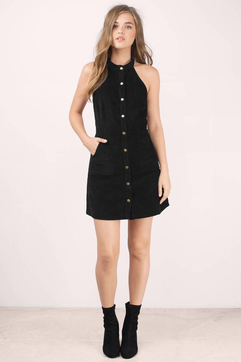 Toast Skater Dress - Beige Dress - Button Up Dress - $58.00