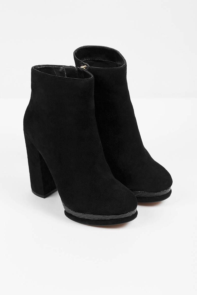 These stylish and comfy wedge ankle booties are Shop the latest women's sexy booties, ankle boots and combat boots at custifara.ga offer stylish cheap booties, including ankle booties, wedge booties,high heel platform booties,lace up booties and more!
