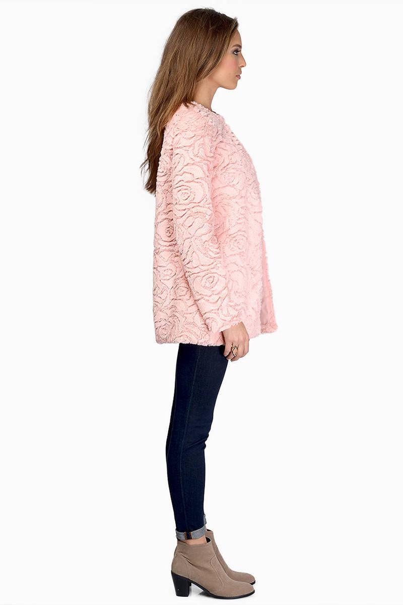 All Fur Me Jacket - $45.00 | Tobi