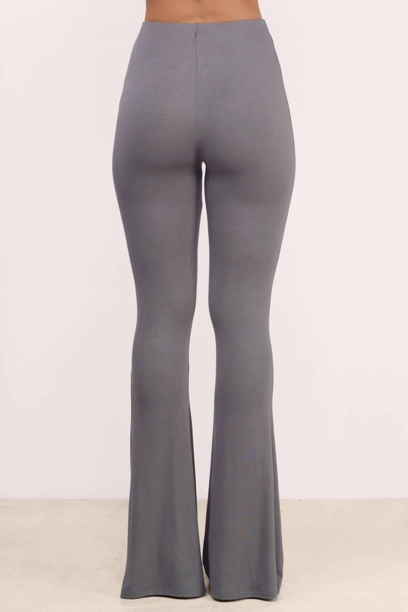 Черный брюки
