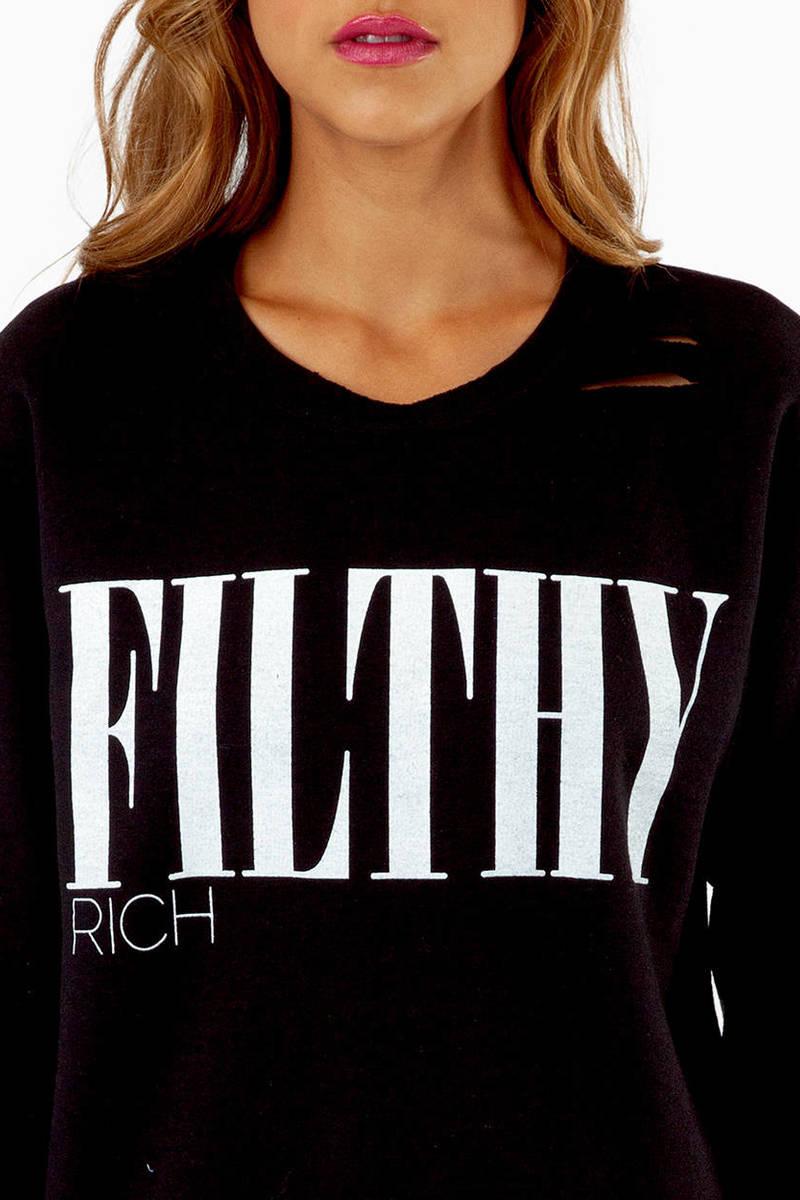 filthy rich - photo #11