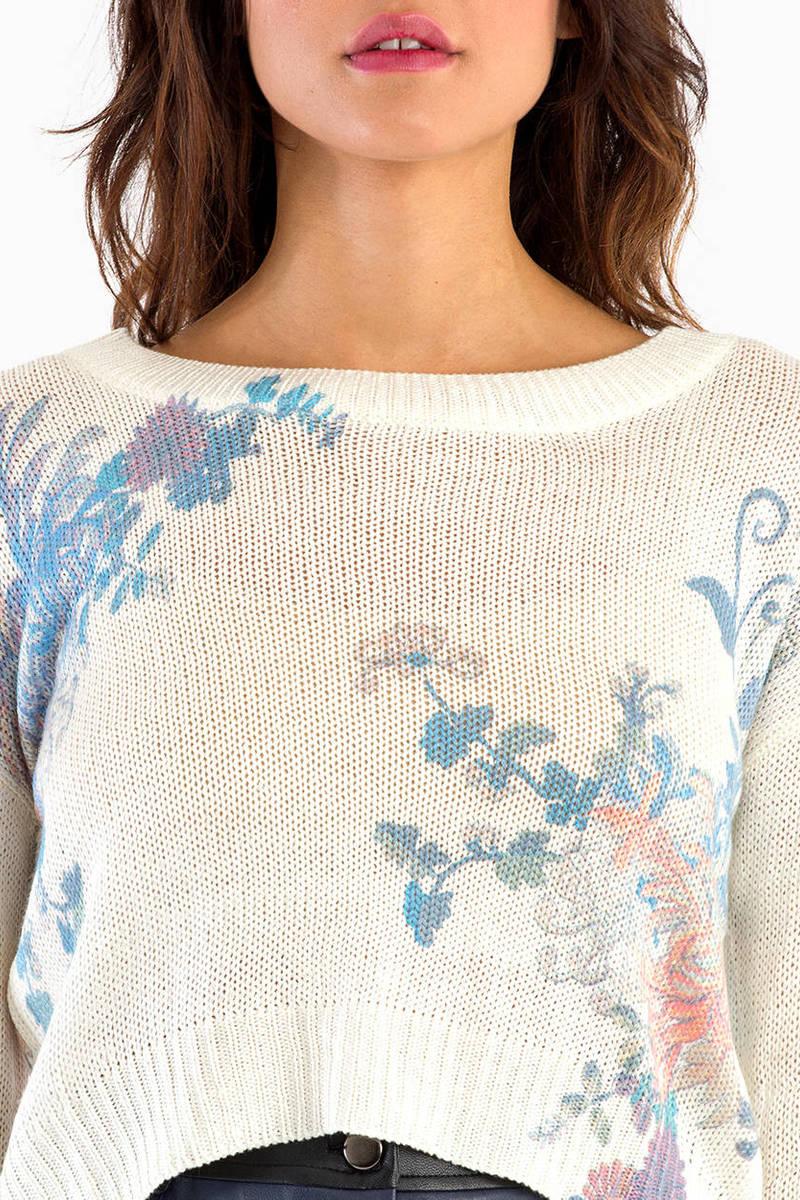 Stitch Knitted Sweater Together : Knit Stitch Sweater - USD9.00 Tobi