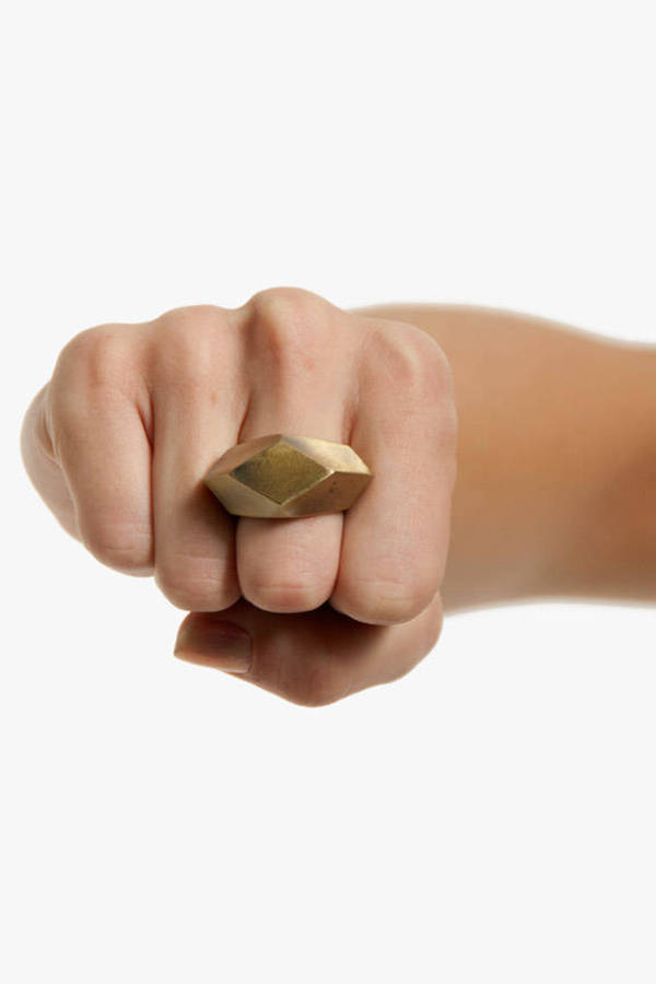 Multi Facet Ring