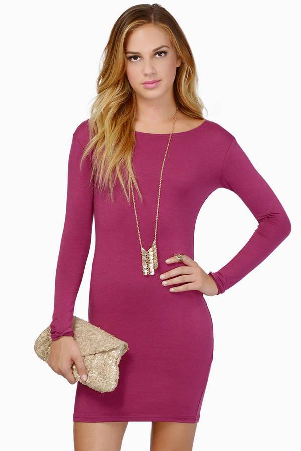 Jersey Me Dress
