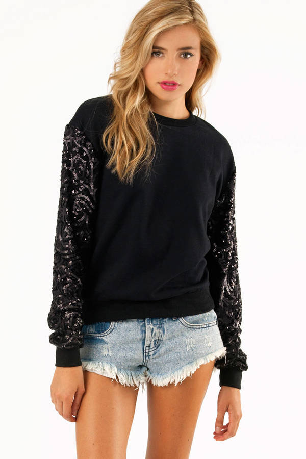 Alluring Sweatshirt