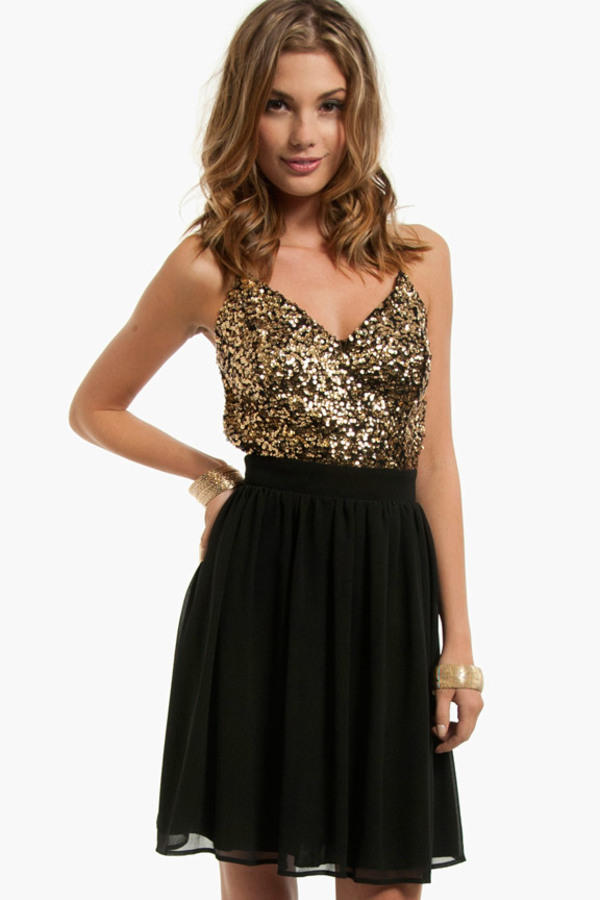 Minutes to Midnight Dress