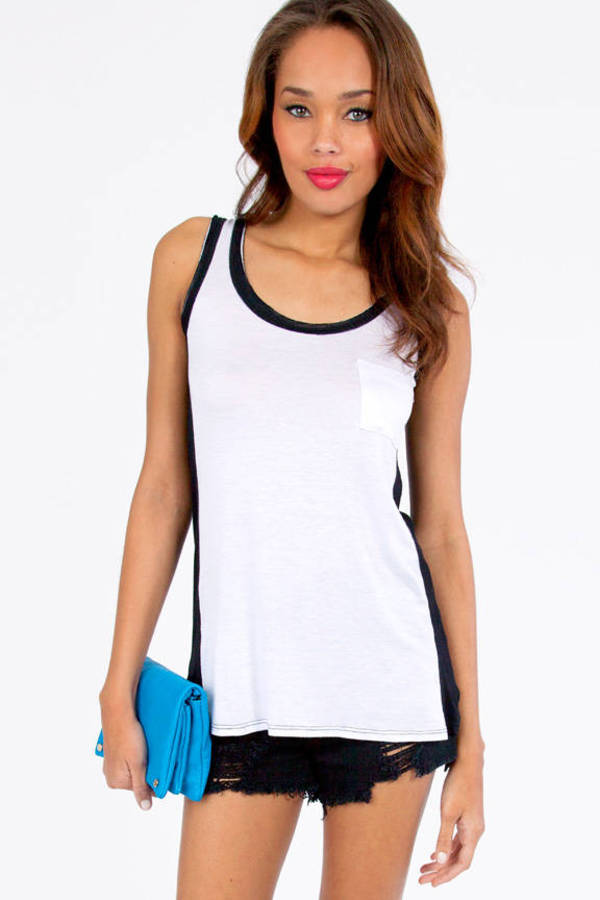 On The Side Lines Tank