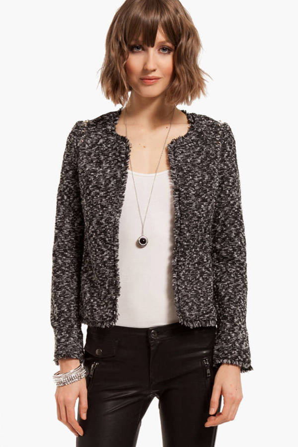 Tara Tweed Jacket