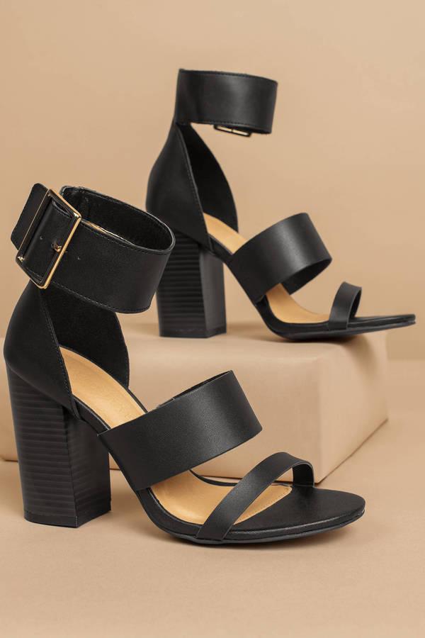 bcf3f5ba326a Ankle Strap Heels