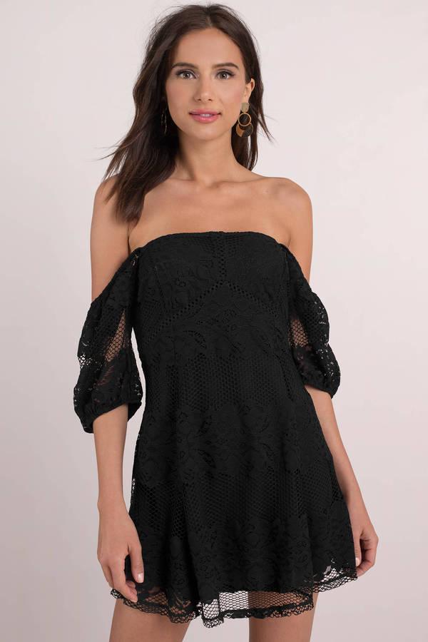 Lace Dresses Fashion