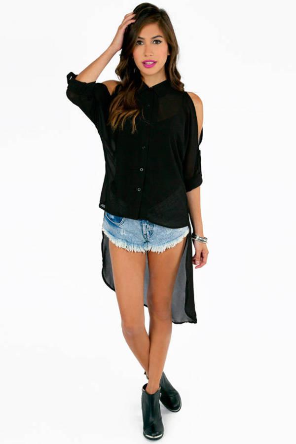 Becky Button Up Shirt