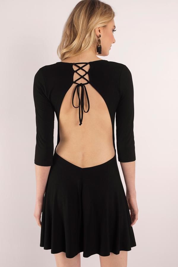 Black Dresses  Cute Long Black Dresses Black Cocktail Dresses  Tobi
