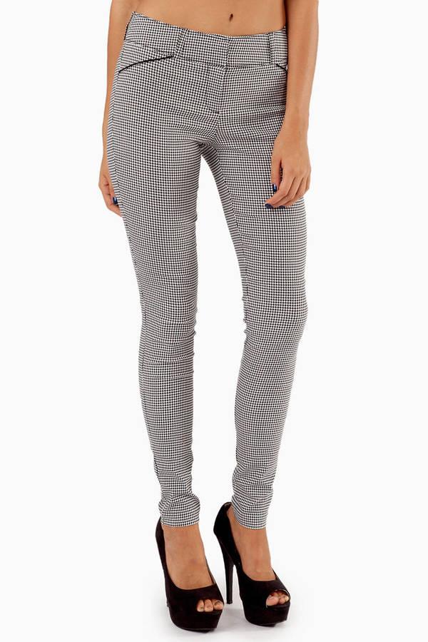 Checkmate Pants
