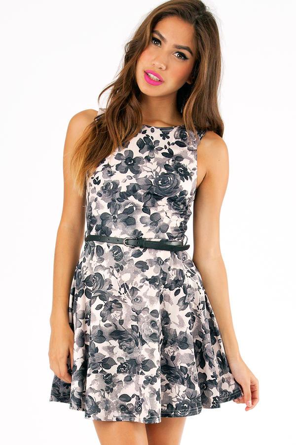 Chiara Floral Dress