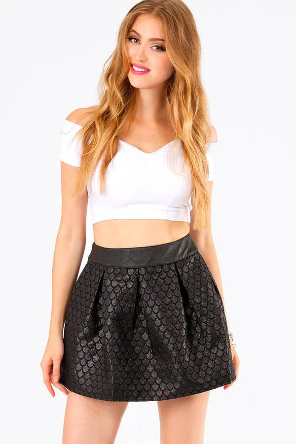 Dainty Dory Skirt