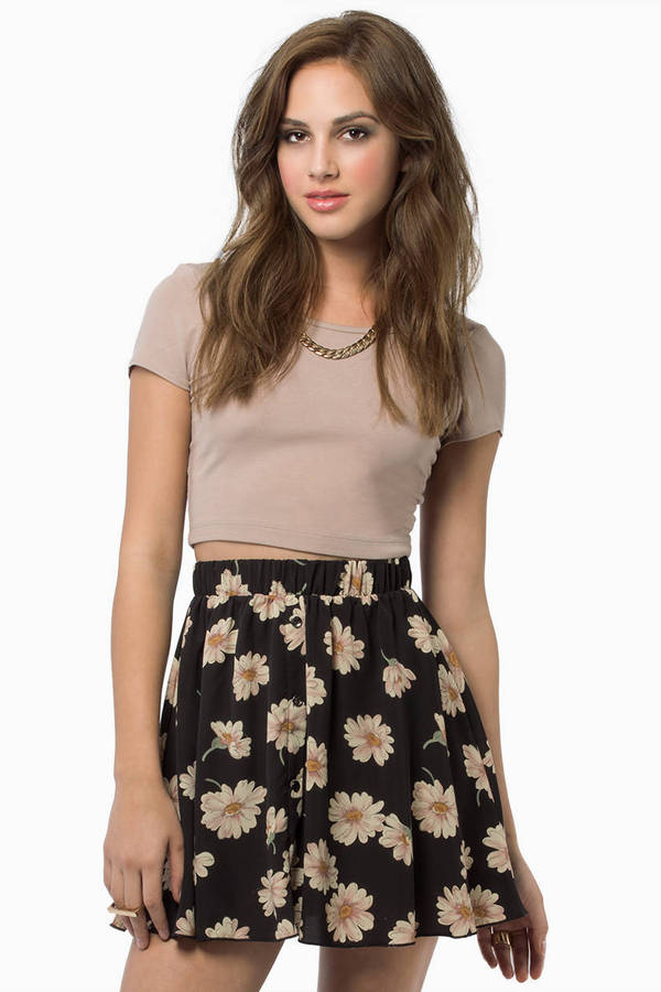 Daisy Baby Skirt