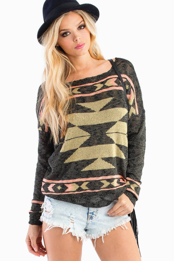 Design Sparkle Sweater