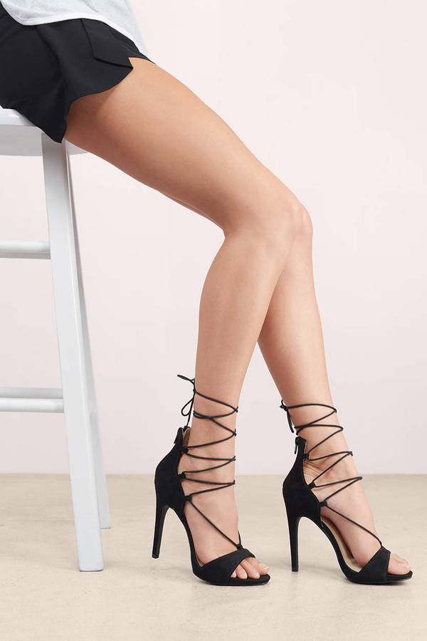 Shop sexy Lace Up Heels for Women cheap price online, get new sexy Lace Up Heels at AMIClubwear for discount price plus free shipping on all orders over $ Buy cheap lace up heels for discount prices everyday, find the newest cheap lace up heels in our updated daily new arrival section.