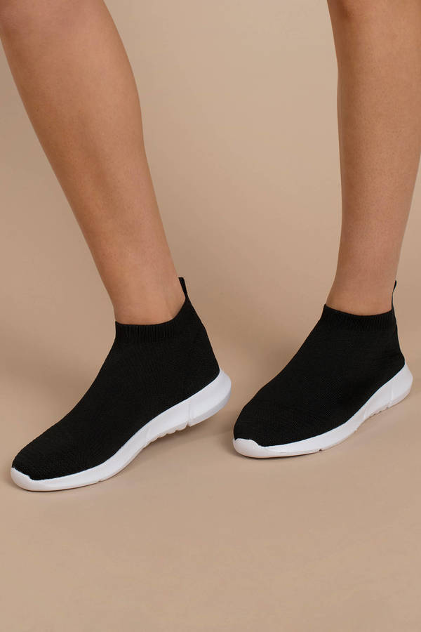 Fabs Knit Sock Sneakers   Tobi GB