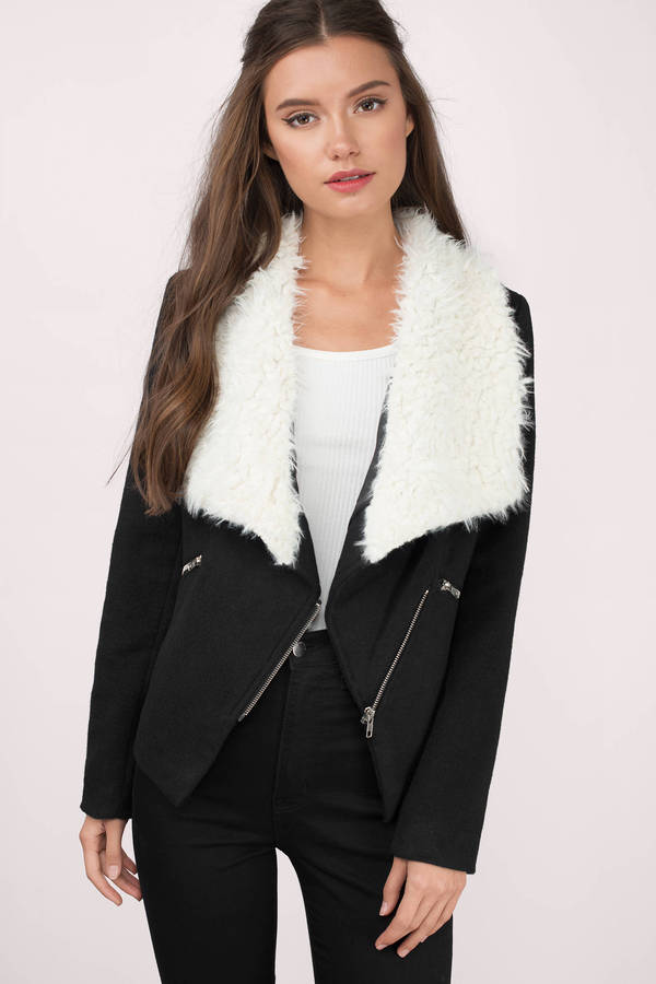 Jackets | Faux Leather Jackets Coats And Jackets For Women | Tobi