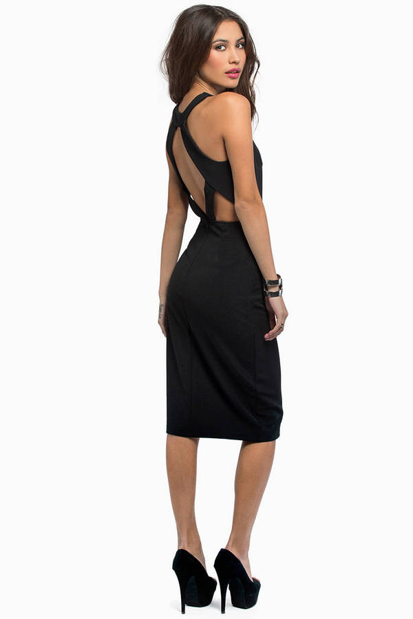 Feel Free Midi Dress