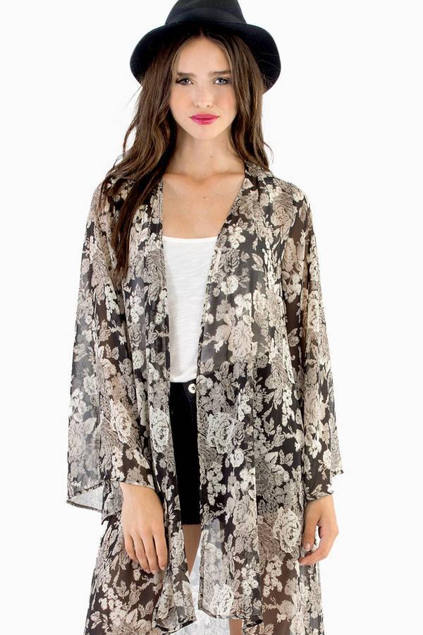 Mystic Thoughts Kimono