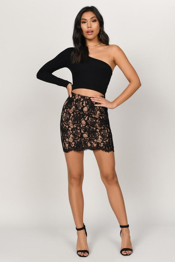 Black Evening Shorts
