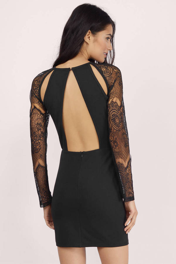 Hey You Bodycon Dress