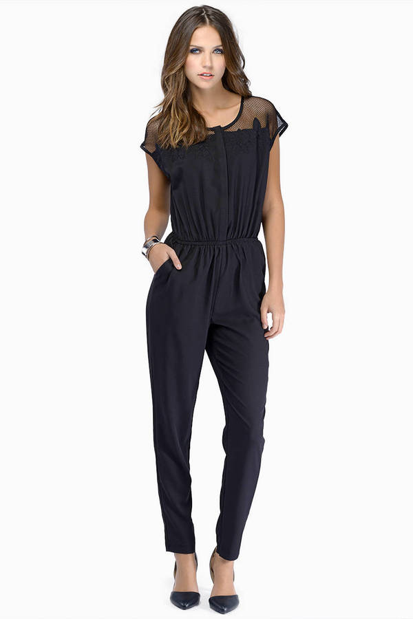 Hypnotized Jumpsuit