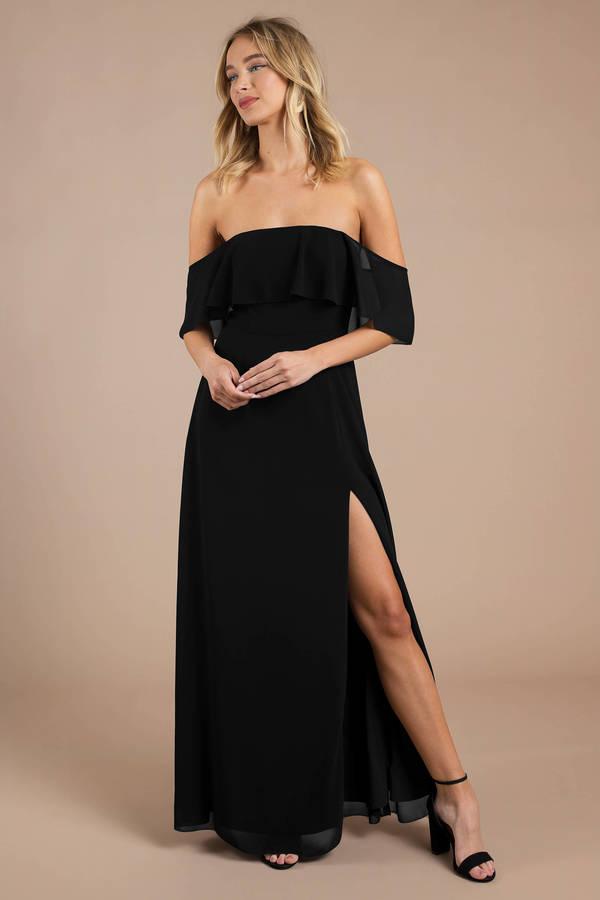 Black Formal Dresses For Women Evening Gowns Formal Wear Tobi