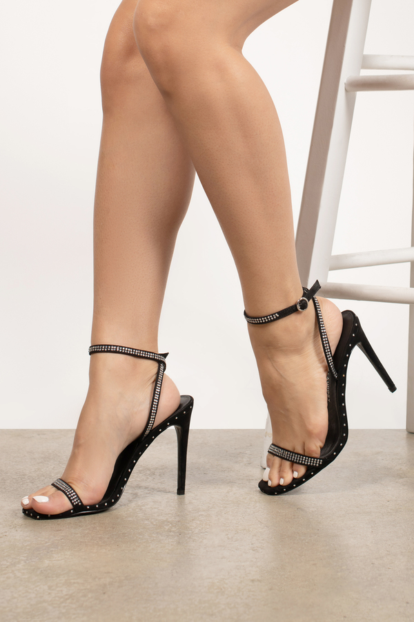 68708fc570f Ankle Strap Heels