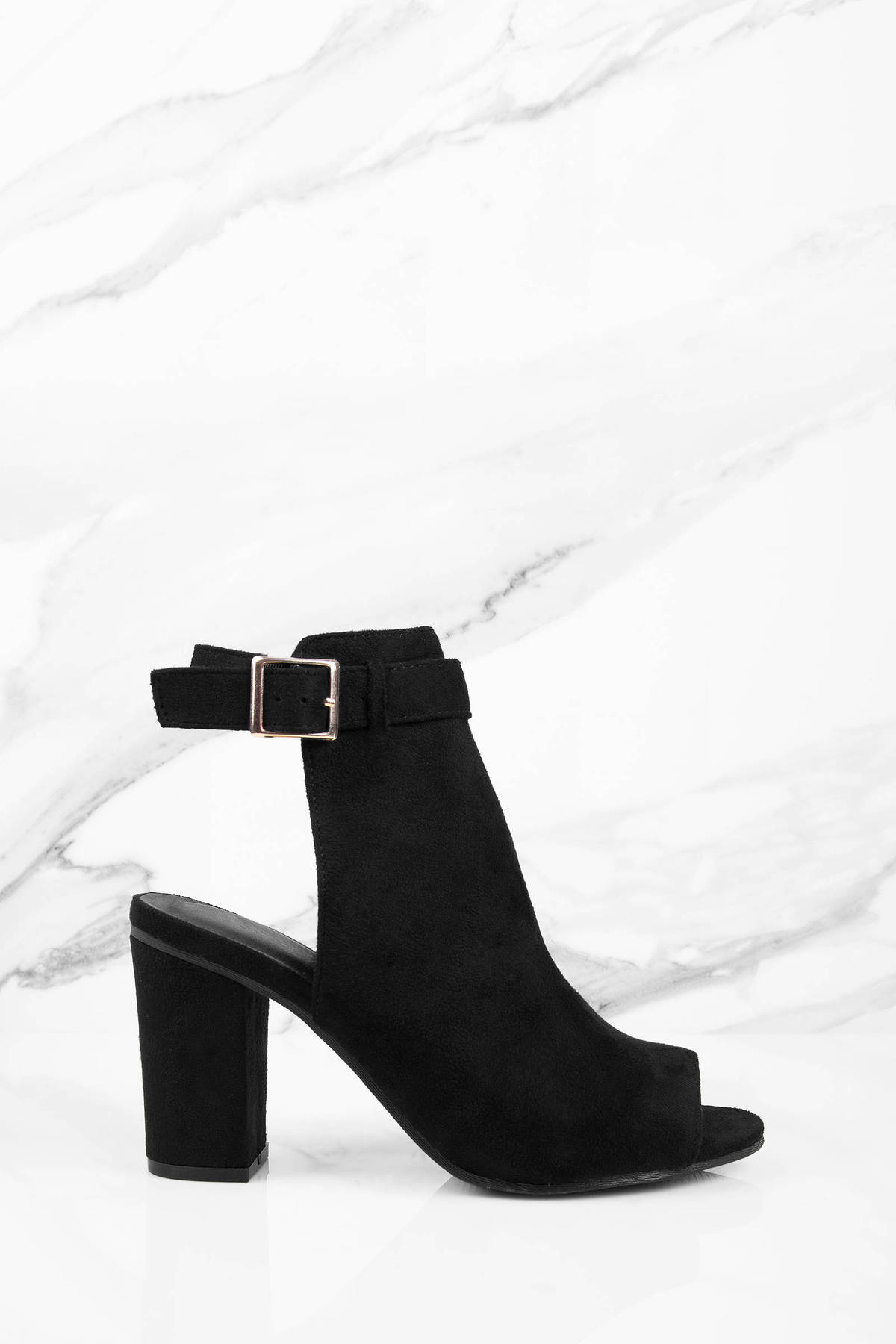 Peep Toe Heels | Open Toe Heels, Pointed Toe Heels | Tobi