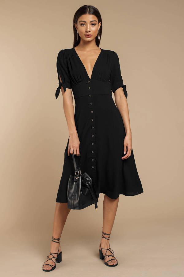 Casual Dresses Cute Casual Dress Simple Day Dress Tobi