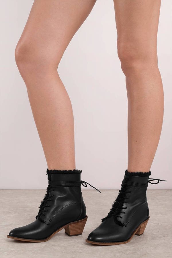 6649be60a321 Women s Lace Up Boots   Booties