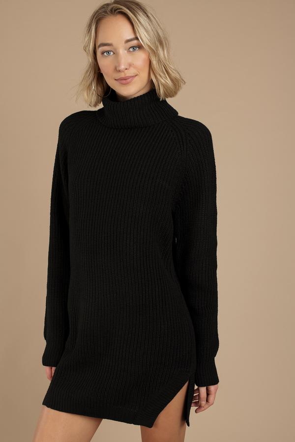 c6dc4fb53 Sweater Dresses | Sexy Oversized, Cute Long Sleeve, Turtleneck | Tobi