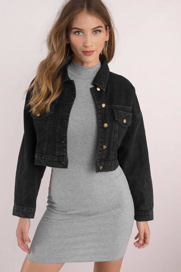 Jackets for Women | Black Bomber Jackets, Sherpa Coats | Tobi