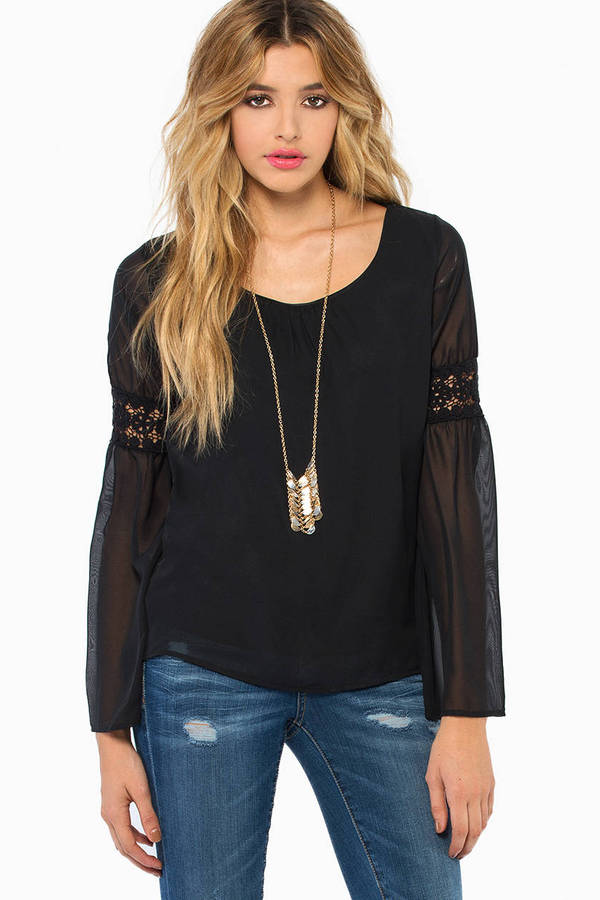 Lavish Days Blouse
