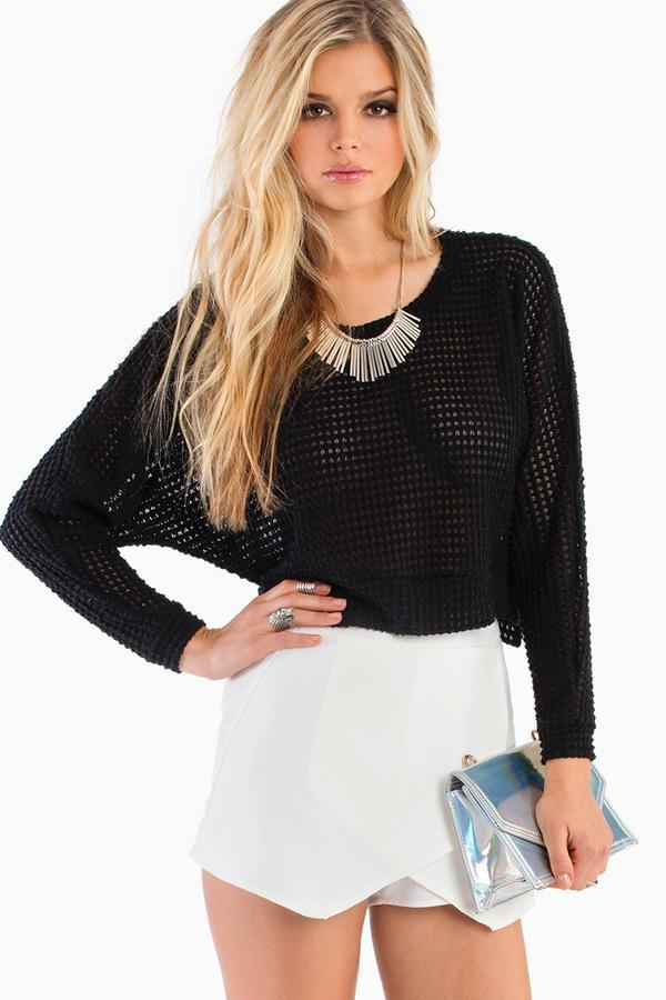 Melanie Knit Sweater