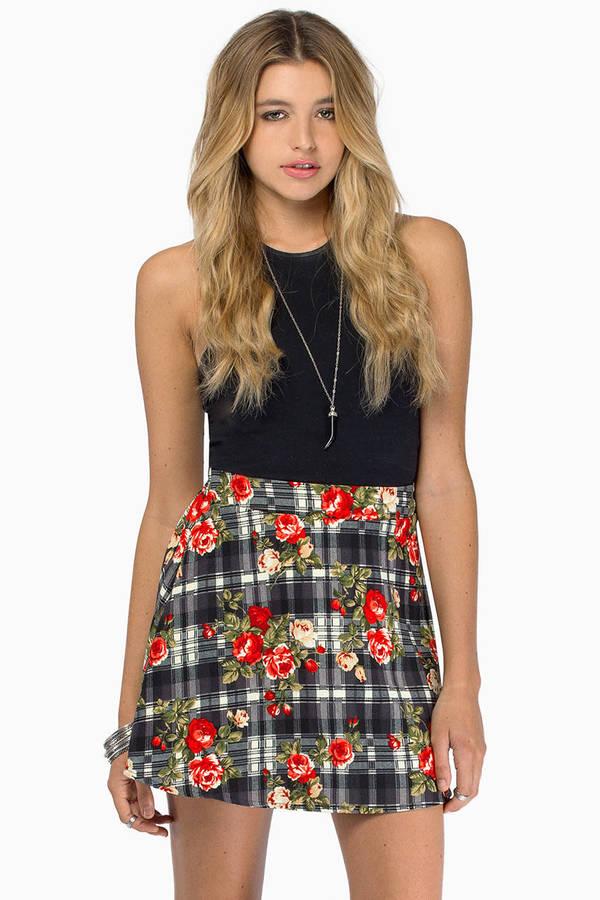 Little Mix Skater Skirt