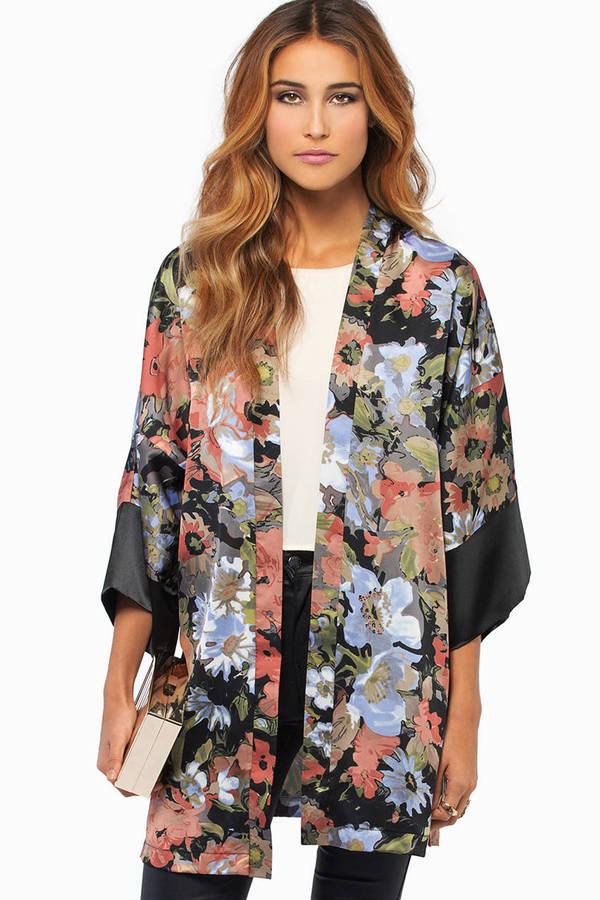 Secret Garden Kimono