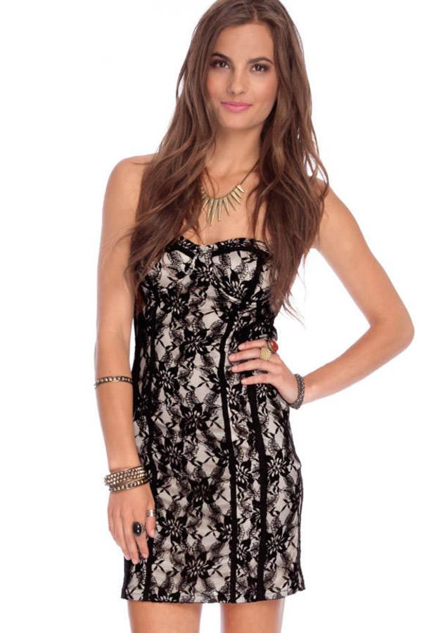 Lush Of Corset Is Dress